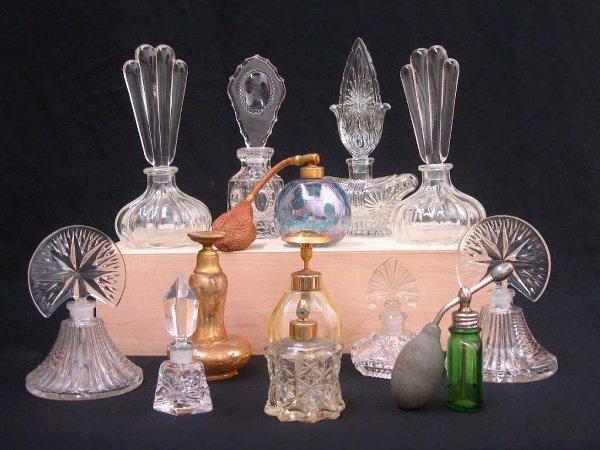 Изящное обрамление чарующих ароматов парфюма