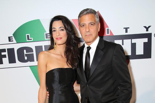 Джордж Клуни и Амаль последние новости