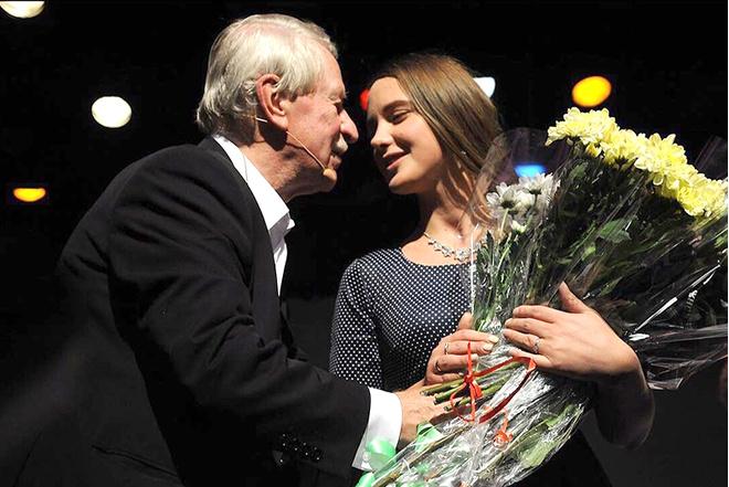 Молодая супруга Ивана Краско посвятила ему поэму