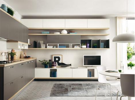 Кухня Foodshelf – новый проект дизайнера Ора Ито для Scavolini | галерея [1] фото [6]