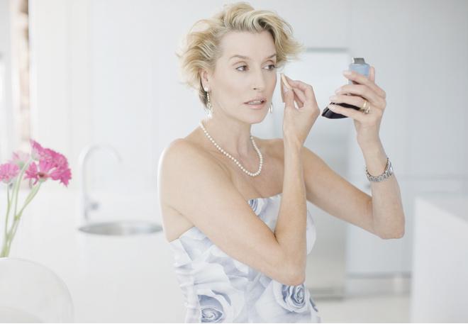 макияж который молодит