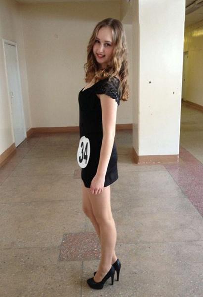 Кристина Варлакова, «Ты уникальна - 2016», фото