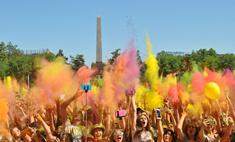 Фестиваль красок Холи в Волгограде 2015: найди себя на фото!