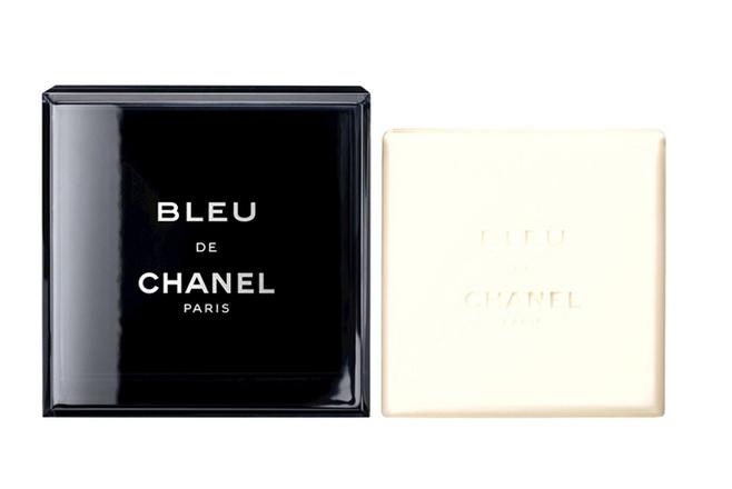 Туалетное мыло Bleu de Chanel, Chanel, 1 399 рублей