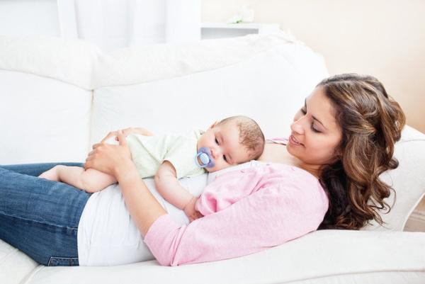Год после родов
