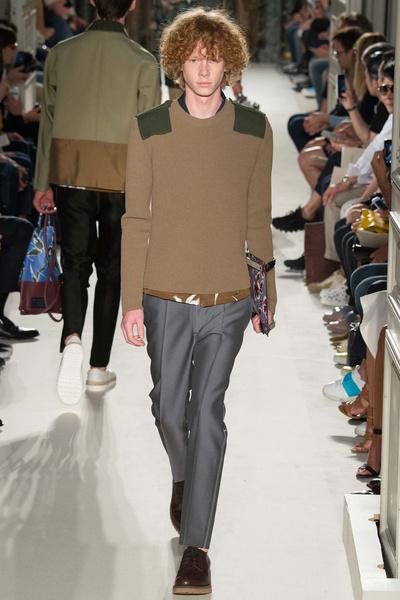 Неделя мужской моды в Париже: лучшие показы | галерея [1] фото [21]