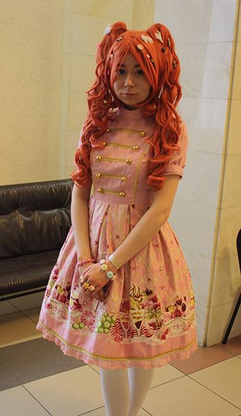 Японская уличная мода, фестиваль фэнтези и фантастики