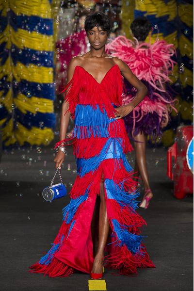 50 лучших платьев Недели моды в Милане | галерея [1] фото [8]