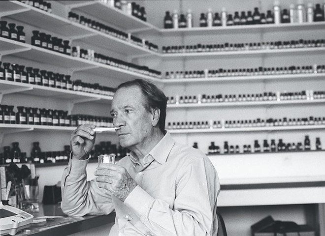 Известные парфюмеры