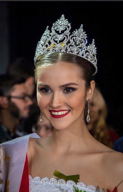 Мисс студенчество России 2015, Дарья Каденкова, Пенза, Мисс студенчества Москвы 2015