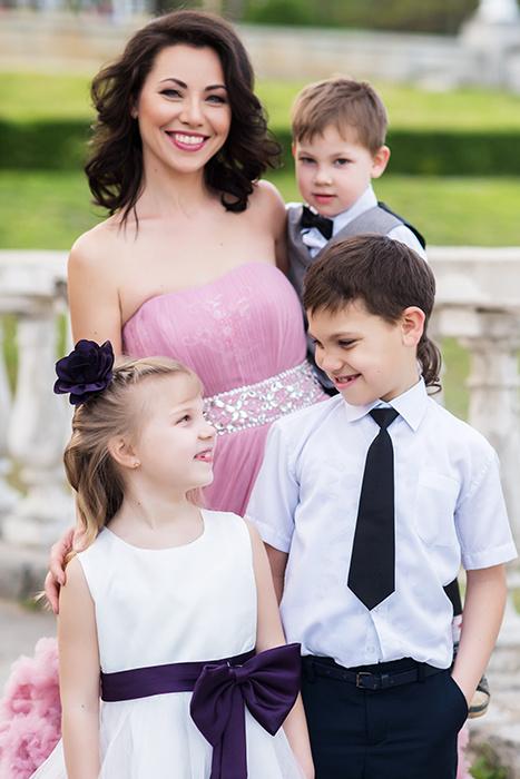 Многодетные мамы: советы по воспитанию и фото