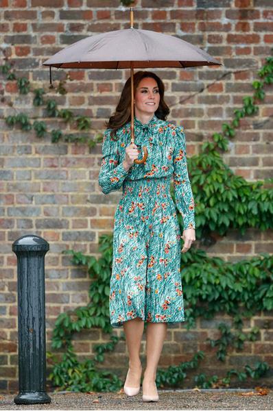 Новый имидж: Кейт Миддлтон надела свое самое красивое платье