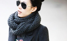 Варежки, шапки, шарфы: 10 ярких аксессуаров зимы