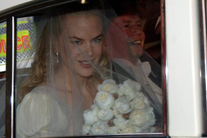 Свадьба актрисы Николь Кидман