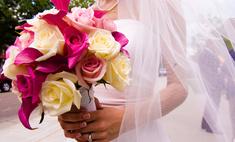Свадебный букет: тенденции 2010