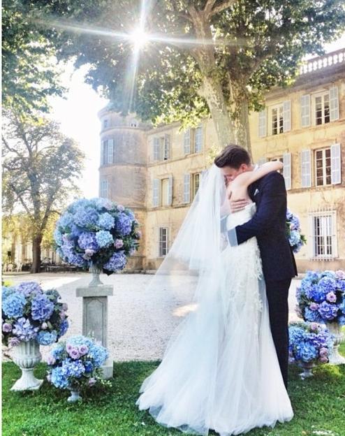 Свадьба Елены Кулецкой фото