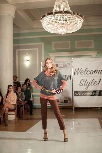 день моды в Астрахани 2014