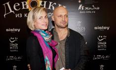 Гоша Куценко стал отцом второй раз