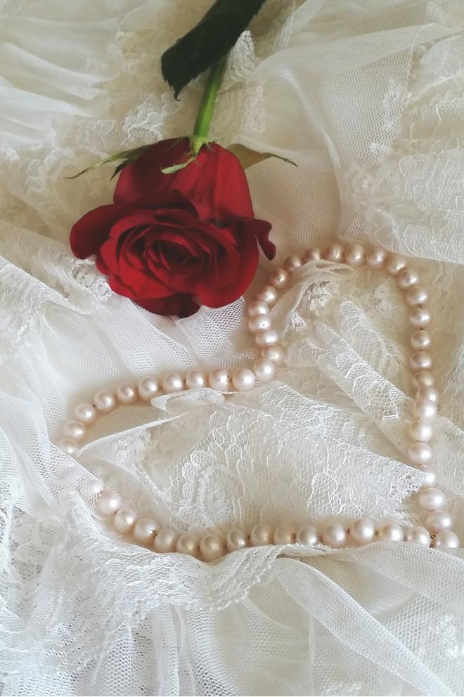 Фото на жемчужную свадьбу