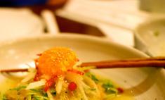 ТОП-5: Экзотические салаты в ресторанах столицы