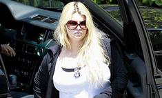 Джессика Симпсон хочет похудеть на 23 килограмма за полгода