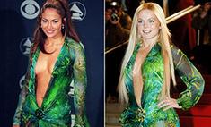 Модные провалы: звезды в одинаковых платьях