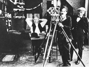 В Лондоне выставят на продажу неизвестный фильм с Чарли Чаплином