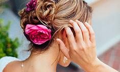 Свадебная прическа: 5 беспроигрышных идей