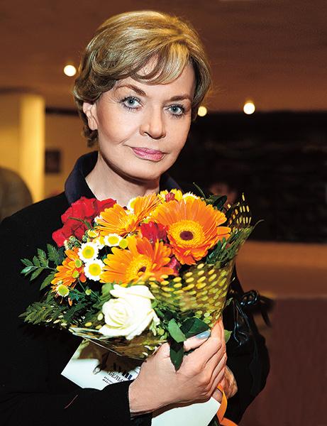 Людмиле Чурсиной исполнилось 75 лет