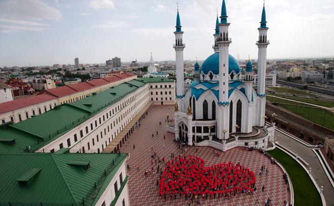 Сердце города Казань