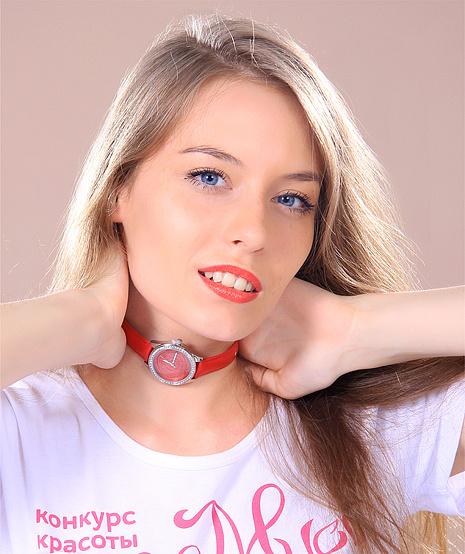Милослава Маратканова, участница конкурса «Мисс Мегаполис», фото