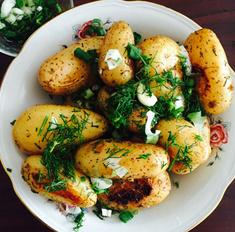 Молоденькая пошла! Топ-10 блюд из картофеля