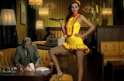 Миранда Керр (Miranda Kerr) стала звездой японского телевидения