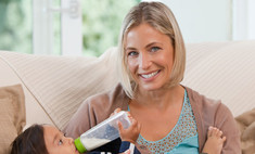 Молоко на ночь приводит к детскому ожирению