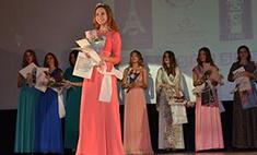 Коронованная Алевтина: 18-летняя студентка стала «Мисс Виртуальный Иркутск»