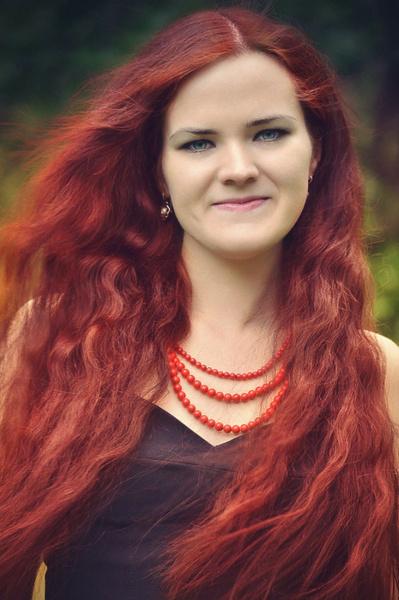 Девушки Тулы: рыжеволосые красавицы
