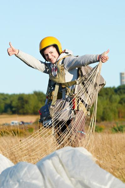 прыжки с парашютом Ульяновск