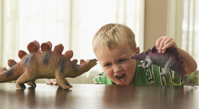 «Дайте ребенку выплеснуть гнев в детской комнате»
