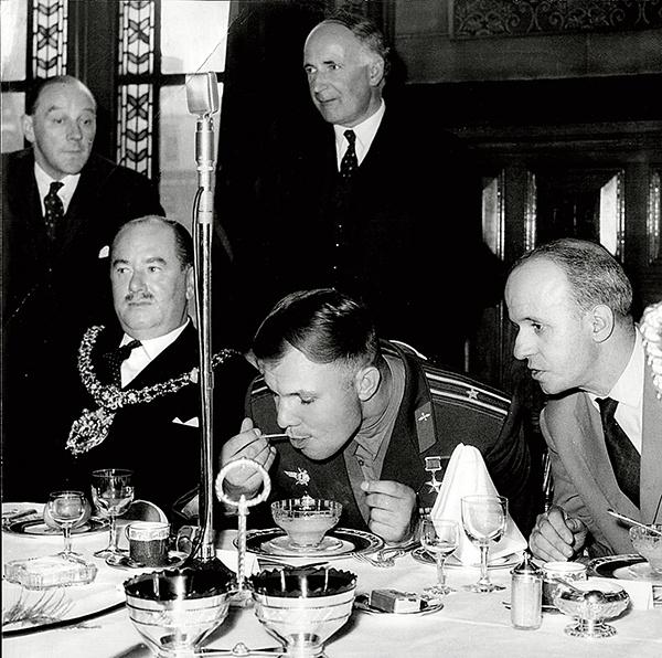 День рождения Юрия Гагарина