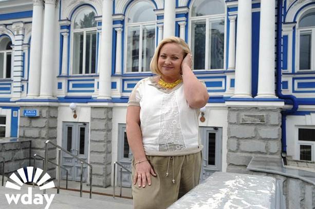 Светлана Пермякова в Перми