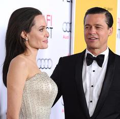 Брэд Питт и Анджелина Джоли снова начали общаться