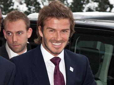 Дэвид Бекхэм (David Beckham) заявил, что его детей нет в FB