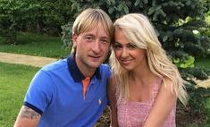 Сын Рудковской и Плющенко дебютировал в кино