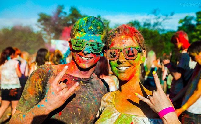 Фестиваль красок в Ростове, фестиваль красок 2015, куда пойти в Ростове с 25 по 31 мая