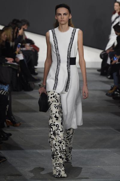 Неделя моды в Нью-Йорке: 18 февраля   галерея [3] фото [2]