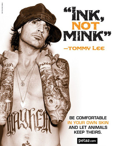 Томми Ли (Tommy Lee)