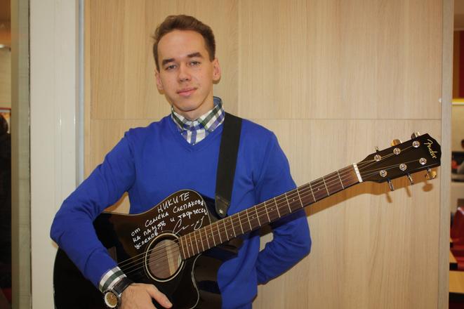Фото казанцев со знаменитостями