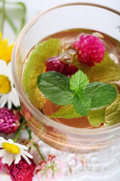 Травяные чаи рецепты