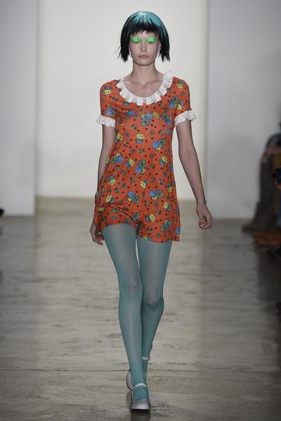 Неделя моды в Нью-Йорке: 18 февраля   галерея [4] фото [5]