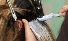 Бережная покраска отросших корней волос: этапы и рекомендации